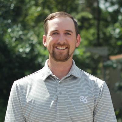 Matt Reaga, PGA - Co-Founder, CEO Operation 36 Golfer