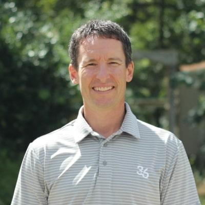 Ryan Dailey, PGA - Co-Founder, President Operation 36 Golfer