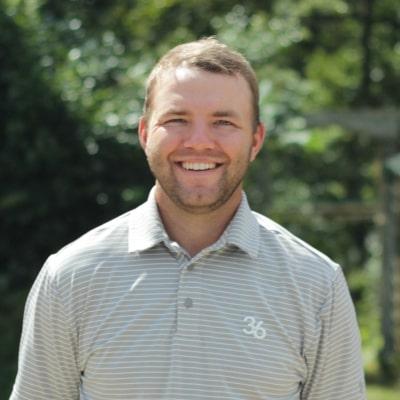 Seth Thompson, PGA - Program Advisor Operation 36 Golf