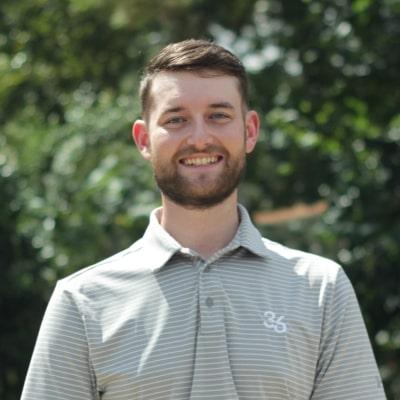 Cory Kinsinger, PGA - Product Marketing Manager Operation 36 Golf