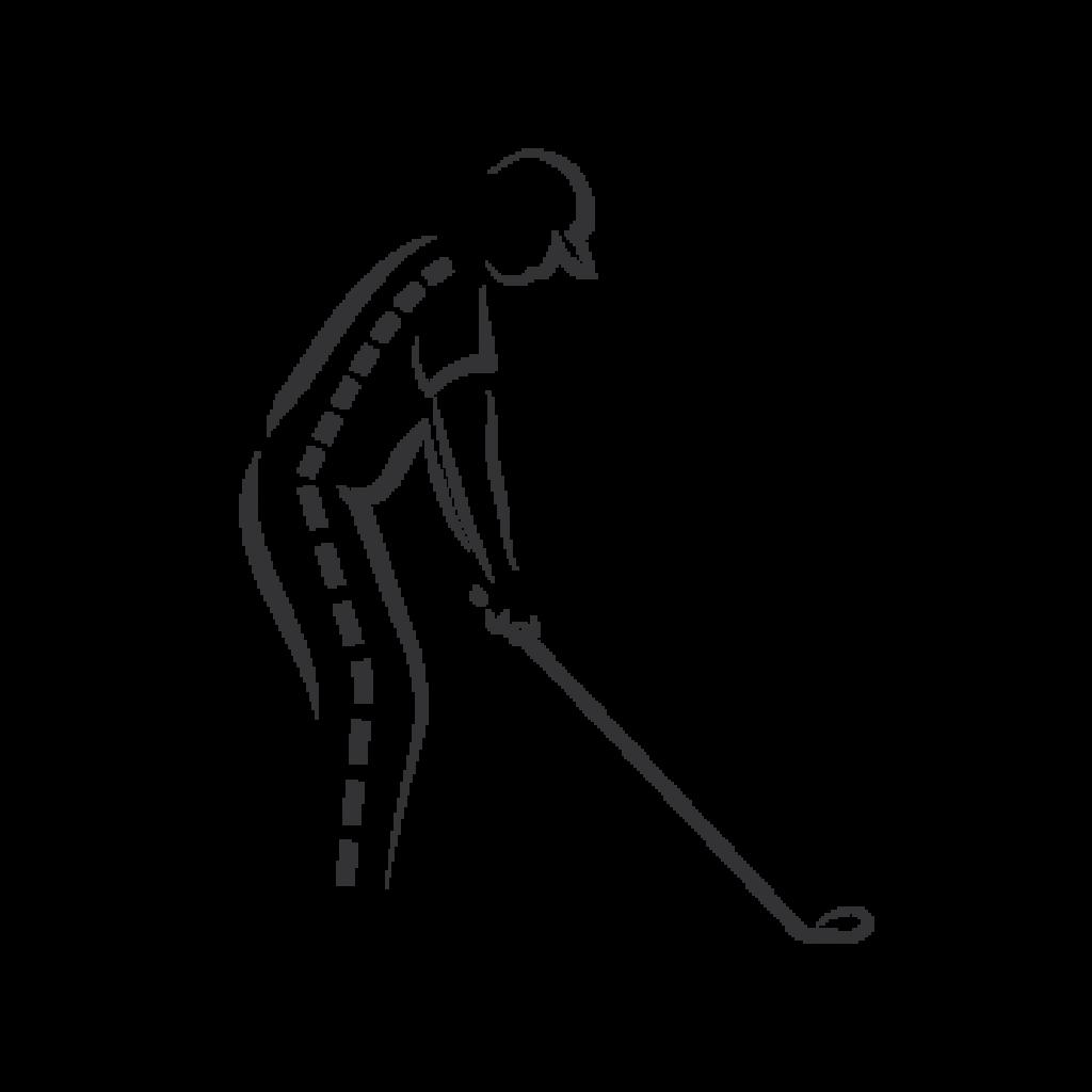 Operation 36 Golf Posture Skill
