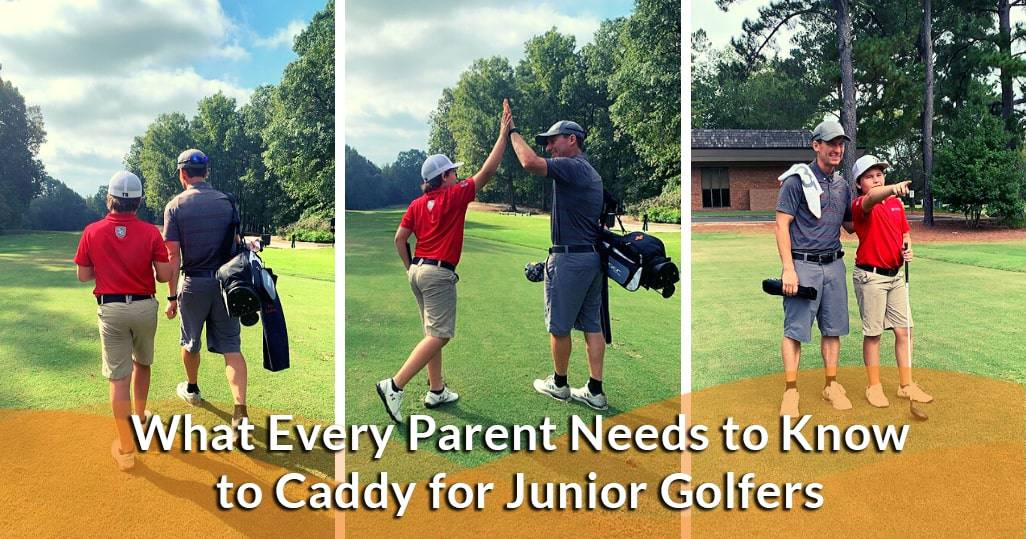 3 Tips Every Parent Needs to Know Caddying for Their Junior Golfer article image