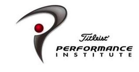 Titleist Performance Institute Logo