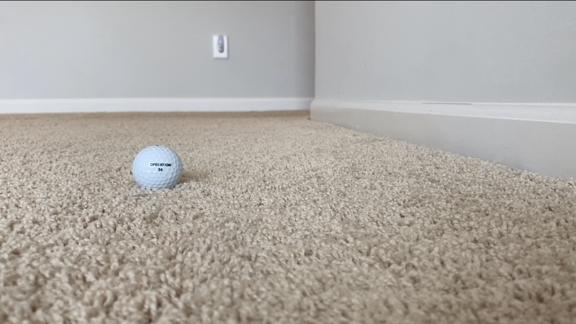#GolfAtHome Challenge 1 Header