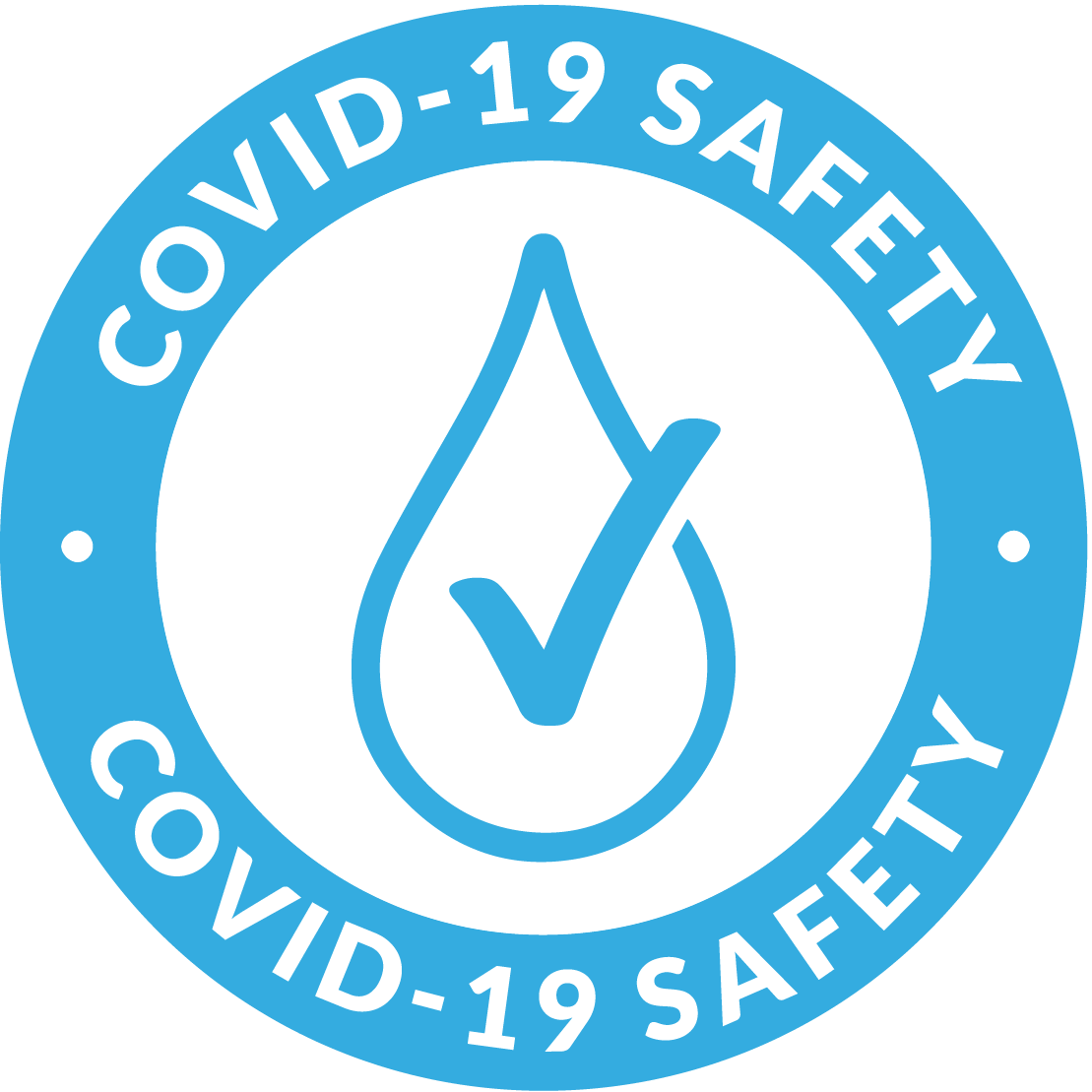 Covid Safety Stamp