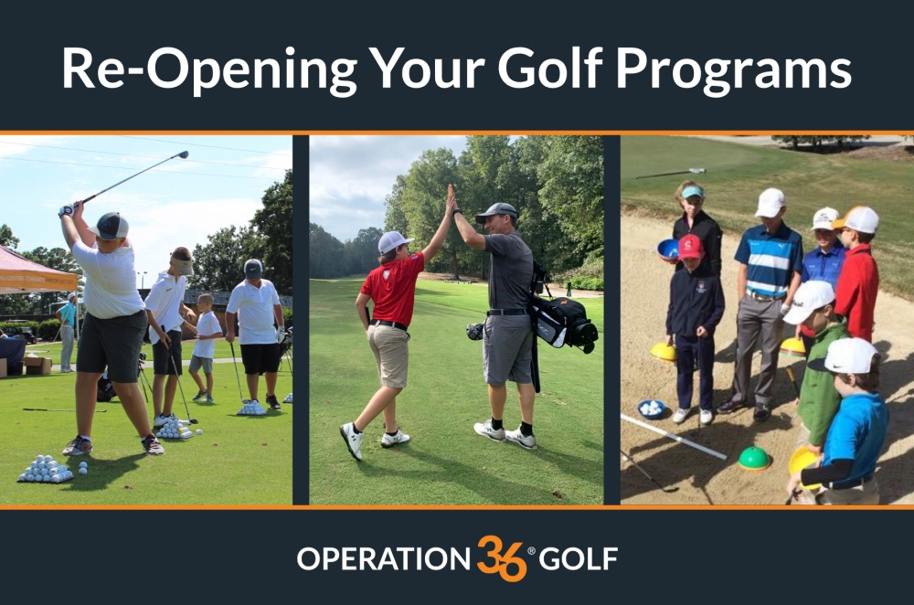 Re-Opening Your Golf Programs article image
