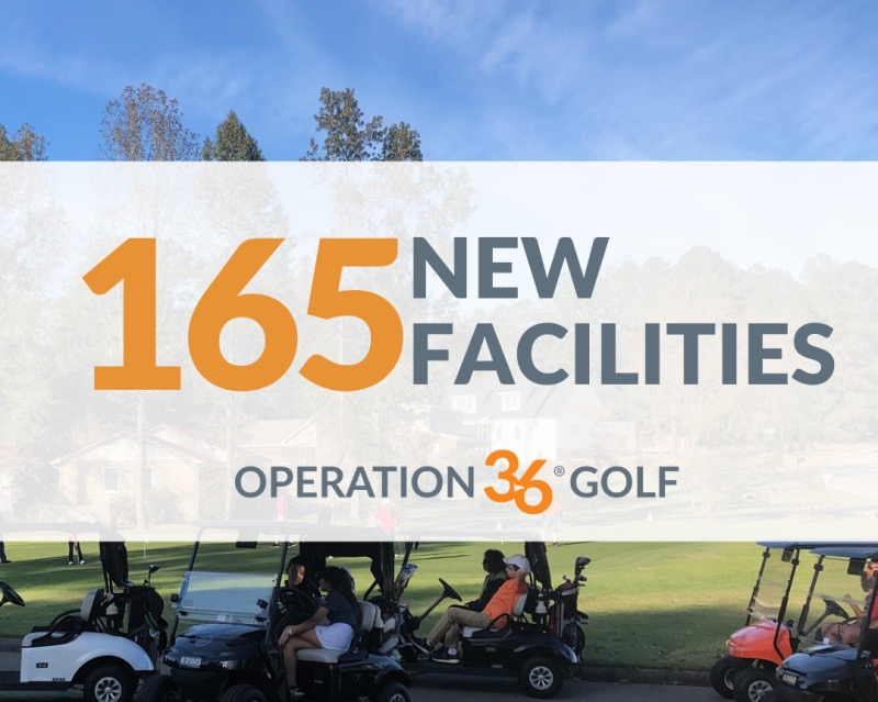 Operation 36 Golf Welcome 165 New coaching locations article image
