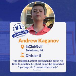 Andrew Kaganov Instagram post
