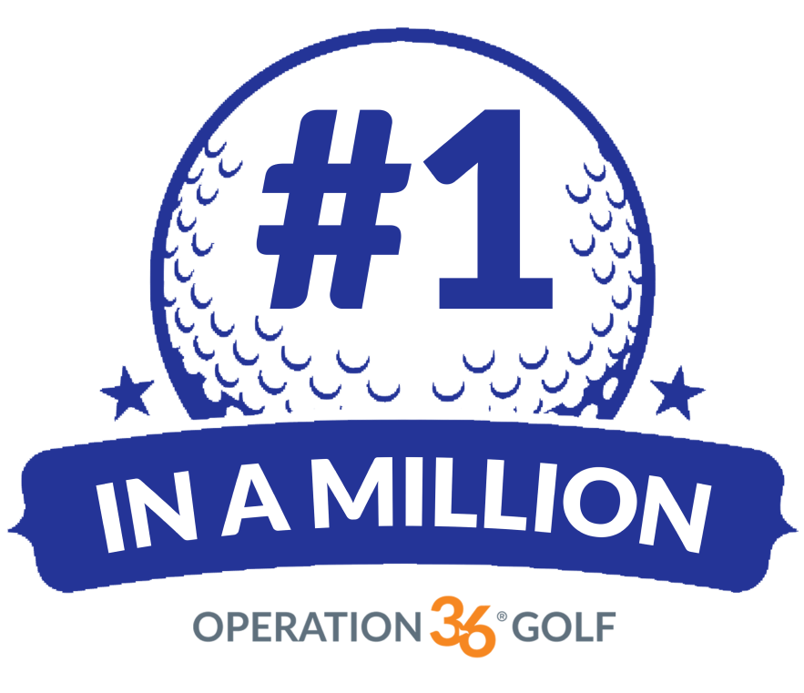 #1inaMillion Logo
