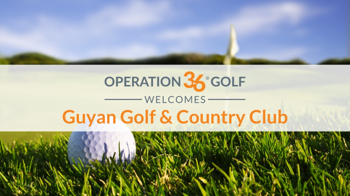 Operation 36 Golf Developmental Program Welcomes Guyan Golf and Country Club