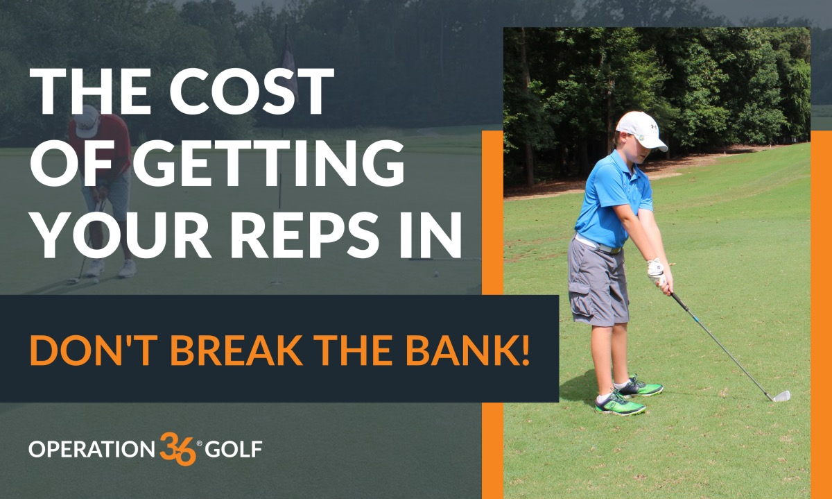 The Cost of Getting Your Reps In Article Featured Image