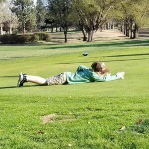 Jase Carder #1inaMillion Golfer
