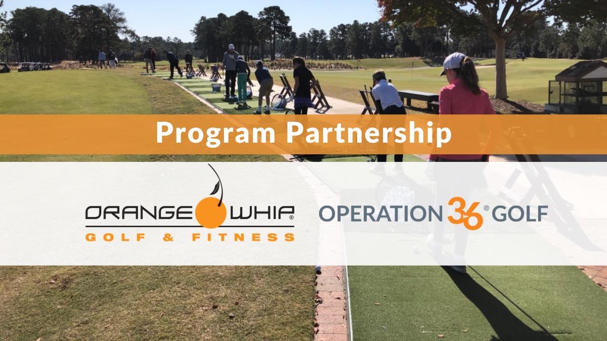 Operation 36 Announces Partnership with Orange Whip