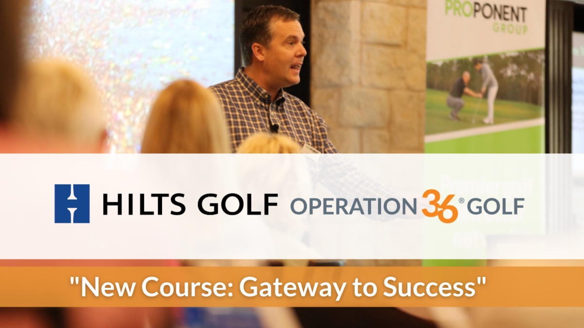 Operation 36 Launches Free Partner Video Course with Andy Hilts Golf