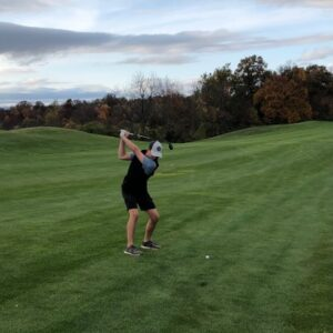 #1inaMillion Golfer Joey Singer