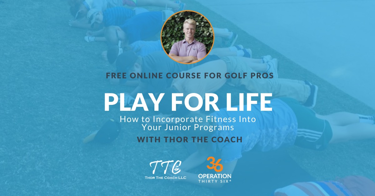Operation 36 Launches Free Partner Video Course with Thor Fitness