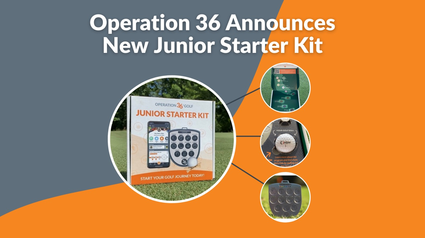 Operation 36 Announces New Junior Starter Kit