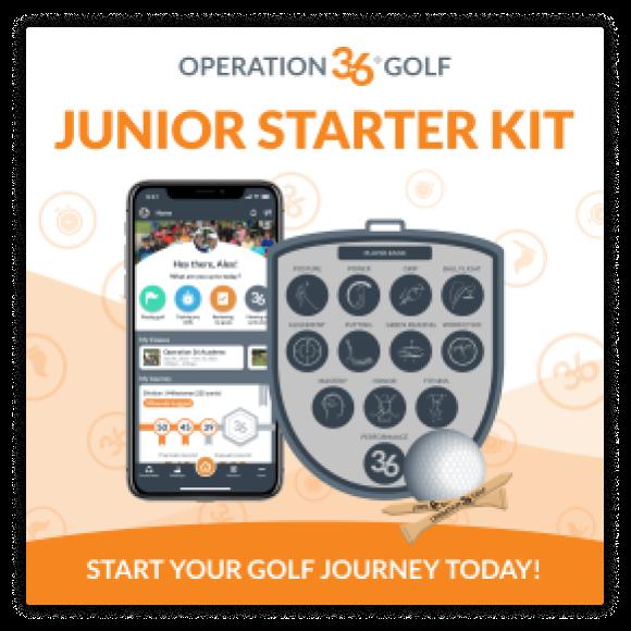 OP 36 Junior Starter Kit front image