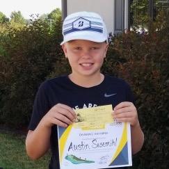 #1inaMillion Golfer Austin Susemihl passing Division 2