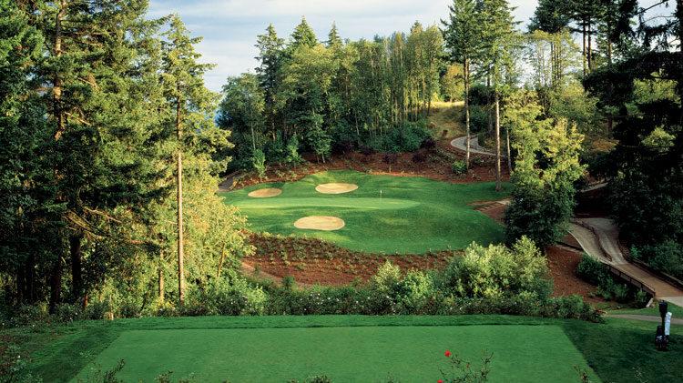 Cambia Portland Classic host club The Oregon Golf Club